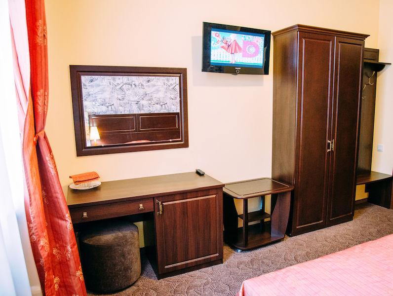 Отель Простые вещи, категория 2-местный стандарт