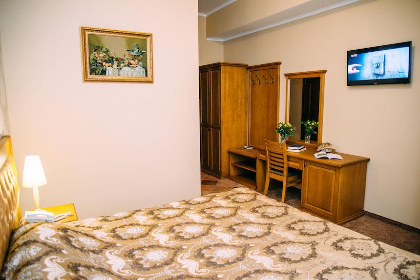 Отель Простые вещи, категория 2-местный стандарт плюс