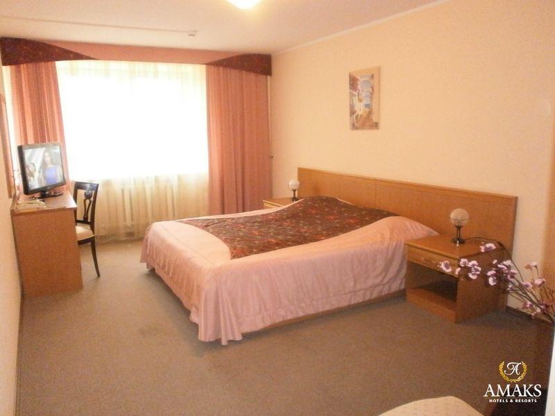 Отель АМАКС Юбилейная, категория 1-местный стандарт