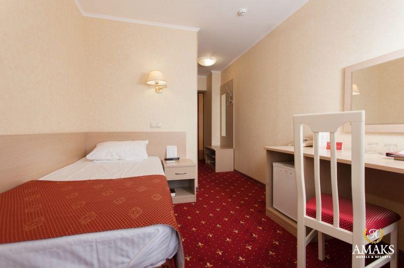 Отель АМАКС Юбилейная, категория 1-местный стандарт Amaks
