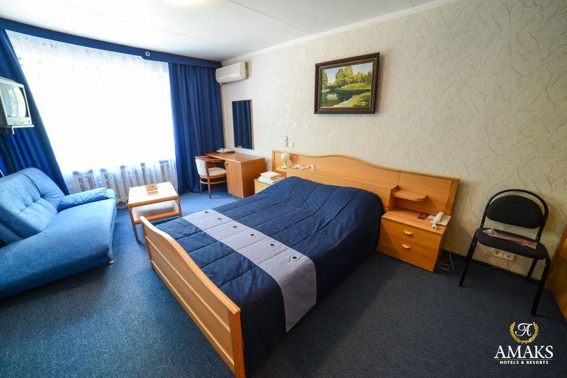Отель АМАКС Юбилейная, категория 2-местный стандарт