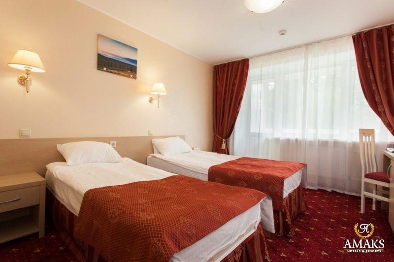 Отель АМАКС Юбилейная, категория 2-местный стандарт Amaks