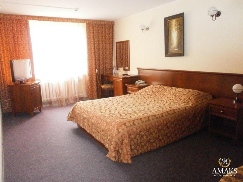 Отель АМАКС Юбилейная, категория бизнес 1-местный 2-комнатный dbl