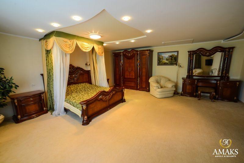 Отель АМАКС Юбилейная, категория люкс 2-комнатный