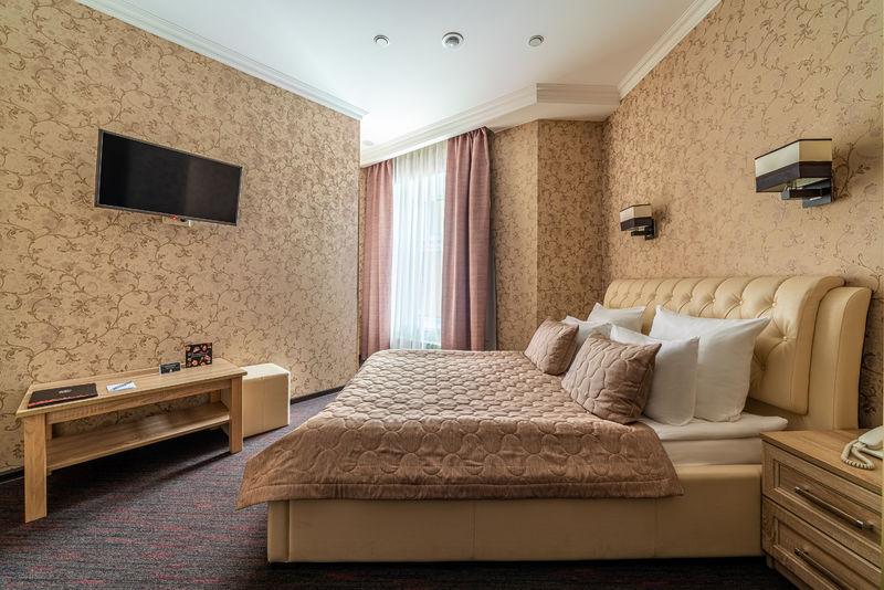 Отель Кравт, категория улучшенный