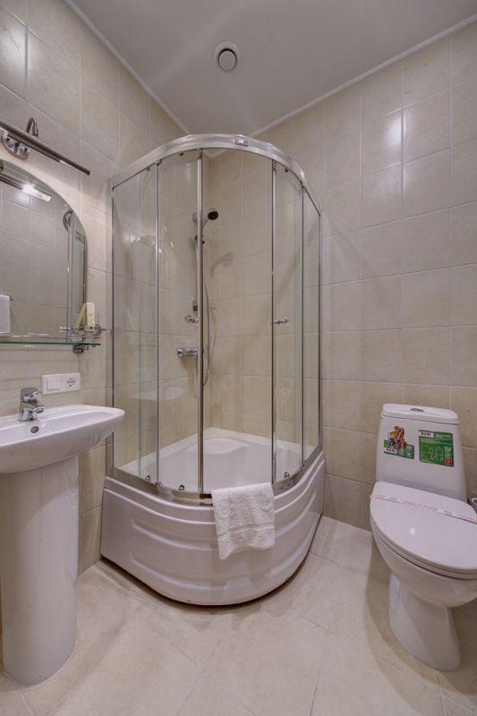 Отель Соната на Невском 5, категория стандарт небольшой dbl