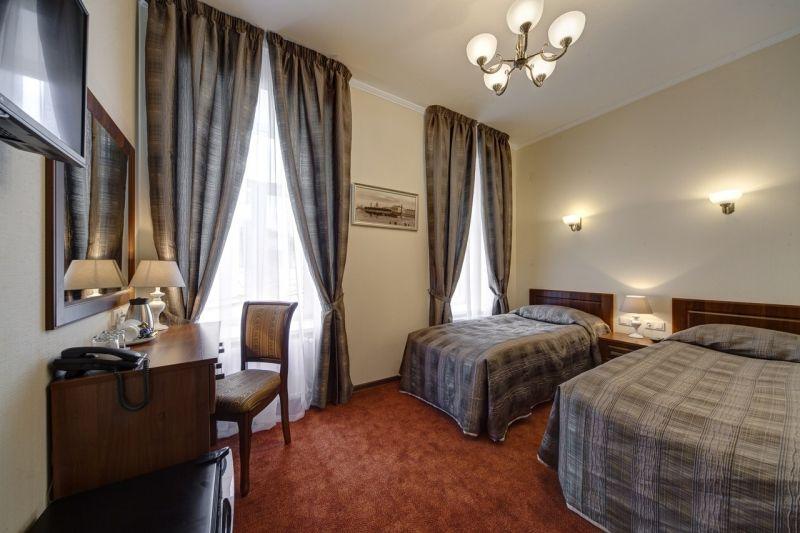 Отель Соната на Невском 5, категория стандарт dbl/twin